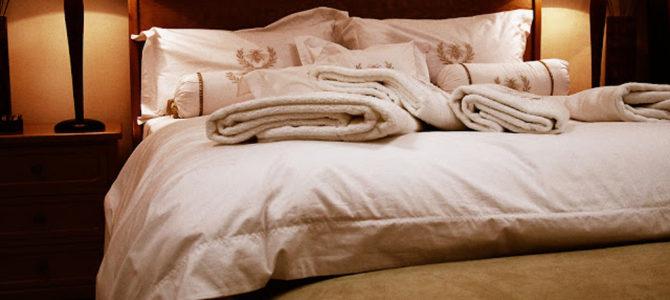 Sypialnia – oaza spokoju