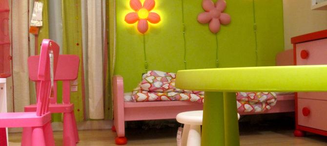 Wybieramy oświetlenie do pokoju dziecka