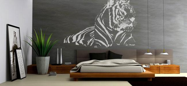 7 pomysłów na pustą ścianę w sypialni