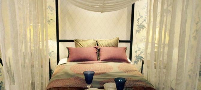 Pomysły na baldachim nad łóżkiem