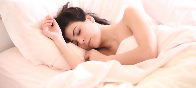 Masz problemy ze snem? Sprawdź, co może być tego przyczyną!