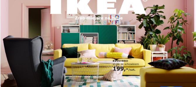 Katalog IKEA 2018 jest już dostępny